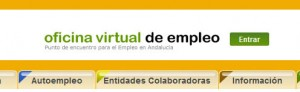Oficina virtual sae cita sae for Servicio andaluz empleo oficina virtual